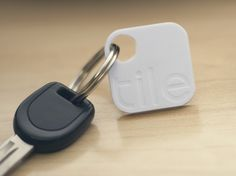 The Tile ~ this little square may help you find your keys