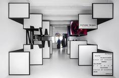 Das Architekturbüro i29 ist ein wahrer Profi auf dem Gebiet innovativ eingerichteter Läden. Im Zentrum von Amsterdam hat sich das Büro in einem Laden kreativ ausgetobt und eine Schnittstelle zwischen Design und Mode kreiert.