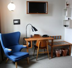 HotelAlexandra. It's filled with classic Danish furniture and is an absolute dream for anyone out there like me who has a soft spot for anything Danish.