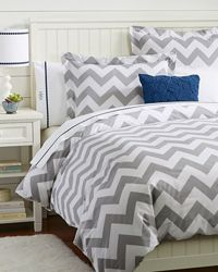 light blue and grey bedspreads/ cheveron - Google Search