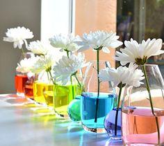 8 arranjos de mesa criativos para decorar e impressionar