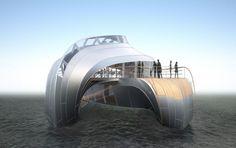 PHOTOS - Et si vous voguiez bientôt sur la Loire à bord d'un bateau futuriste ? – metronews