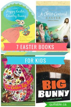 If you're looking for some great Easter books for kids to give in lieu of candy, look no further! Here are seven awesome books to choose from.  Easter books   Easter basket ideas   Easter ideas