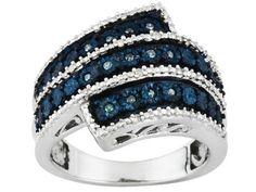 Blue diamonds! <3
