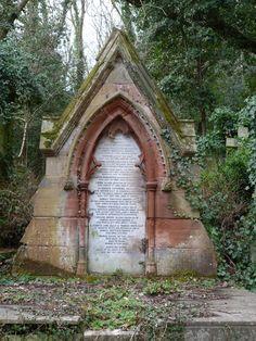 Highgate Cemetery 2012 26 by LadyxBoleyn.deviantart.com on @deviantART