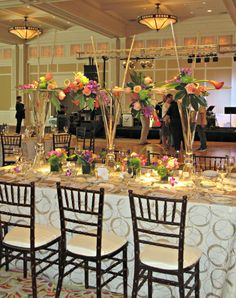 Clarinet vase Tropical