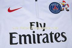 The Official Homme : Survetement De Football Paris St Germain Blanc 2016 17 18 Store France Shopping