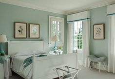 Paint Colors: The Best Blue Gray Paint | Blue gray paint, Gray paint ...