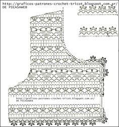 Crochet ideas that you'll love Gilet Crochet, Crochet Cardigan Pattern, Crochet Mittens, Crochet Jacket, Freeform Crochet, Crochet Blouse, Crochet Stitches, Shrug Pattern, Mode Crochet