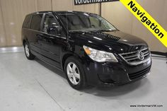 If you are looking for space AND style!! We got the #VW #Routan for you!