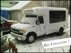 Shuttle Bus conversi