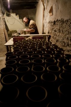 Alfarería de Lucena (Córdoba) / Pottery made in Lucena (Córdoba)
