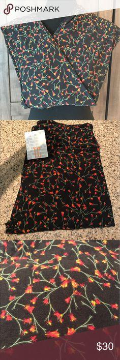 LuLaRoe TC Leggings New. With tag. LuLaRoe tall and curvy leggings LuLaRoe Pants Leggings