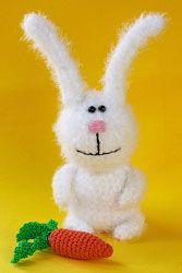 Amigurumi Bunny with Carrot - FREE Crochet Pattern / Tutorial