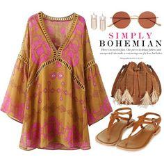 Bohemian summer 2017 fashion trends (1)