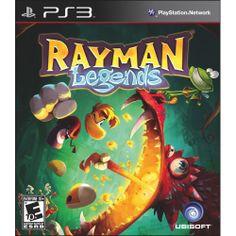 Rayman Legends (PlayStation 3)