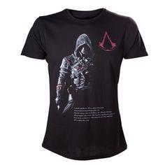 Assassin's Creed Rogue - T - Shirt Black