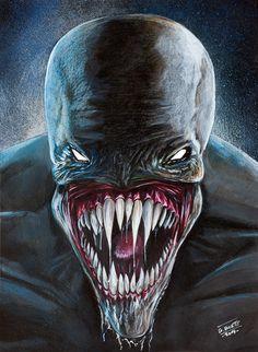 #Venom #Fan #Art. (Monster) By: Gboetti. (THE * 5 * STÅR * ÅWARD * OF * MAJOR ÅWESOMENESS!!!™)