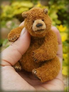 Жорж - мишки тедди,авторские мишки Тедди,teddy bear,мишка,мини мишки,миниатюра