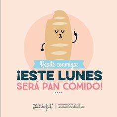 Mr Wonderful #lunes #pancomido