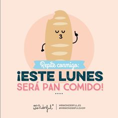 Mr Wonderful #lunes #pancomido
