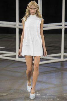 Alexander Wang en la semana de la moda de New York - Spring 2014 - Vogue