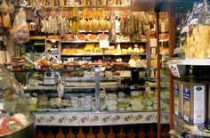 The best supplì in Rome. Franchi: Tavola calda delights. Photos of Franchi and Feroci by Eleanora Baldwin.