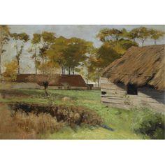 claus, emile | 19th century european paintings | sotheby's am1030lot3l8sven