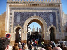 Medina of Fez, Morocco (UNESCO World Heritage Site)