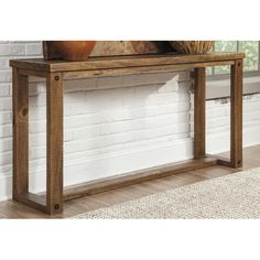 Found it at Wayfair - Tamilo Console Table
