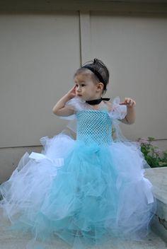 Cinderella Princess tutu dress.. $30.00, via Etsy.