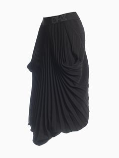 Pleated Half-length Skirt • HANA ZARUBOVA Hana, Spring Summer, Skirts, Fashion, Moda, Fashion Styles, Skirt, Fashion Illustrations, Gowns