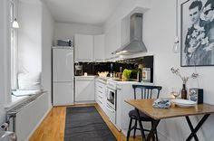 Tiny apartment in Sweden forsale