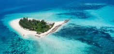 20 stunning resorts that are on their own private island