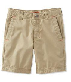 #LLBean: Boys' Mountainside Shorts