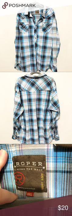 NWT Boutique Entro Tartan Plaid Fleece Pullover Taupe M 1X /& 2X L S XL
