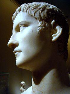 Caligula, the 3rd Roman Emperor.