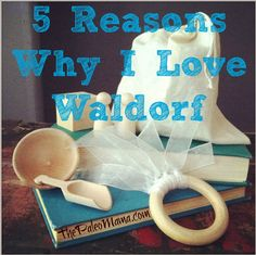 5 Reasons Why I Love Waldorf | Waldorf toys | Waldorf Education | The Paleo Mama