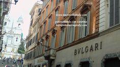 Roma Interesting Shopping