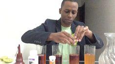 Demonstração Acerola C Nutrilite - Poder antioxidante.