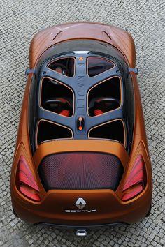 Renault DeZir ♥ Loved car Share and Enjoy! Sexy Cars, Hot Cars, Dream Cars, Homburg, Futuristic Cars, Amazing Cars, Car Car, Supercar, Motor Car