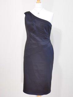 SOLD! Fabulous  COAST single shoulder dress (Size 14)  Bay it here: http://www.ebay.co.uk/itm/251486968210?ssPageName=STRK:MESELX:IT&_trksid=p3984.m1555.l2649