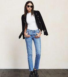 Reformation Slim Jeans ($138)