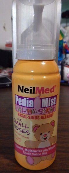 NeilMed Pedia Mist for Small Noses #NeilMed