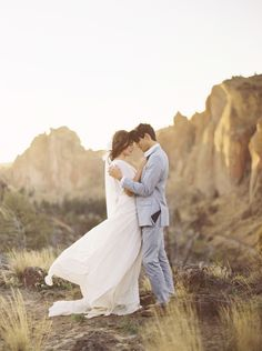 Bend, Oregon Wedding Inspiration - Erika Parker Photography