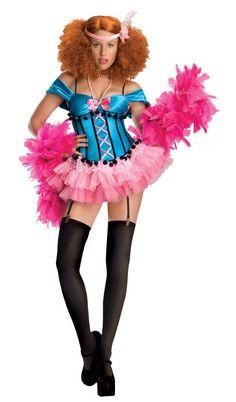 3396fb24644 Burlesque Doll Sexy Costume. Blue CostumesCostumes For WomenAdult ...