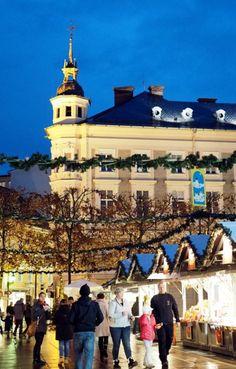 Weihnachtsmarkt Klagenfurt