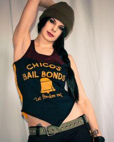 Bail Bonds Deconstructed Shirt Deconstruction, Bond, Humor, Trending Outfits, Shirts, Etsy, Clothes, Women, Fashion
