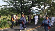 葵祭2015年5月15日:加茂街道16 Romantc Area Kyoto 京の都ぶらぶら放浪記