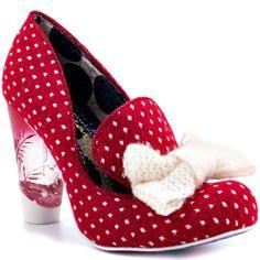 Publicité Irregular Choice, pour printemps/été 2014 - Pensées d'une Shoesaholic